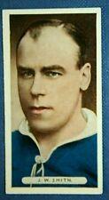 Portsmouth  Jack Smith    Original 1934 Vintage Football Card  VGC