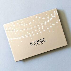 ICONIC LONDON Blaze Chaser Face Palette | Bronzer Blush Highlight | 6 Shades