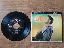 1956 Ausgezeichnet Elvis-Elvis, Lautstärke 2 Epa 993 4 Songs Matrix G2WH-7211 45