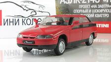 Moskvich-2143 Yauza USSR Soviet Auto Legends Diecast Model DeAgostini 1:43 #125