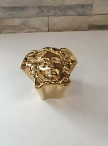 Rosenthal Versace Dose Gypsy Gold