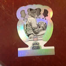 TOM GLAVINE #91 Brave Silver 68/75 Made 2015 Panini HOF Cooperstown Crown Royale