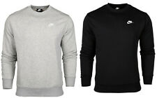 Nike heren club crew sweatshirt sweater pullover