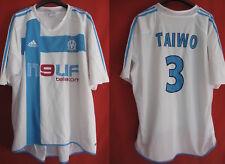 Maillot Olympique de Marseille Adidas Taiwo n° 3 Neuf Telecom Vintage - XL