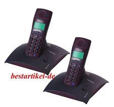 Swisscom TOP A412 Schnurlos Analog Telefon mit AB DUO