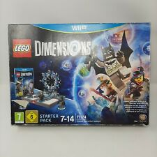 Lego dimensions starter pack Nintendo wii