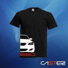 Camiseta coche german e60 basado bmw m5 530 520 car (ENVIO 24/48h)