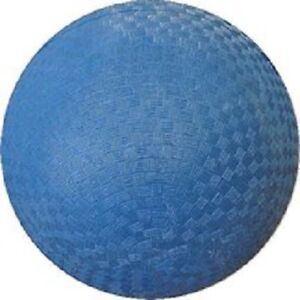 Playground Ball by Schylling Kickball Choice of Blue or Red while available