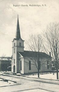 WELLSBRIDGE NY – Baptist Church