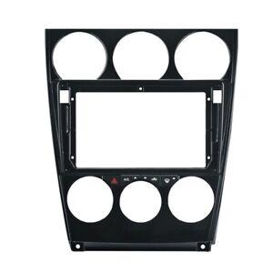 9 Inch 2Din Car Stereo Radio DVD Player Panel Audio Trim Frame for Mazda 6  W5E7