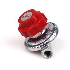 "Adjustable 0 to 20psi Propane Regulator LP LPG Gas Stove Heater Valve Parts 1/4"""