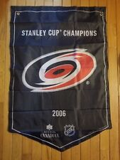 Molson Canadian Coors Light Stanley Cup Winner Banner Flags Carolina Hurricanes