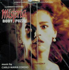 MISTERIA: Body Puzzle-Original Soundtrack [2010] | Carlo Maria Cordio | CD NUOVO