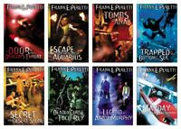 NEW The Cooper Kids Adventure Series Set of 8 Paperback Books by Frank E Peretti