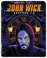 John Wick Chapters 1-3 (DIGITAL CODES ONLY)
