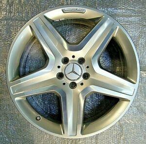 Original Mercedes Benz AMG Alufelge M Klasse ML W166  9Jx20 H2 ET57  A1664012002