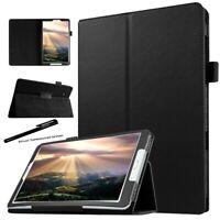 Coque Smart Etui Noir pour Samsung Galaxy Tab E 9.6 SM-T560 Etui Ultra fin