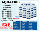 Clean Water Purification Tablets Camping-Aquatabs Survival! BEST EXP DATE 1/2026