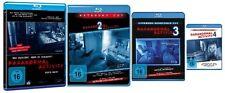4 Blu-rays * PARANORMAL ACTIVITY 1 - 4 IM SET - Micah Sloat  # NEU OVP §+