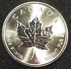 2016 $5 Canada maple leaf coin 999 silver