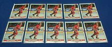 (10) 1990-91 SCORE YOUNG SUPERSTARS Eric Lindros #40 ROOKIE CARDS Flyers HOF