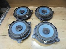 NISSAN X TRAIL 2003 X4 STANDARD PANASONIC DOOR SPEAKERS EAS16P595B3 / 28156CR000