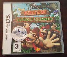 Donkey Kong: Jungle Climber (Nintendo DS, 2007) - Brand New - Sealed