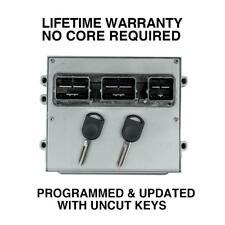 Engine Computer Programmed with Keys 2005 Ford Truck 5U7A-12A650-GTA TDF0 4.6L