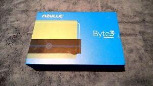 Azulle Byte3 Mini PC Fanless with Windows 10 Pro 4GB RAM+32GB  J3455 Quad-Core,