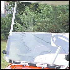 USA Club Car DS Windshield '82-'00.5 *New In Box* Golf Cart Folding Old Style OY