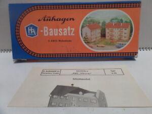 Auhagen 2/06 Bausatz Pappe DDR selten 60iger Jahre Owo Piko Herr Mamos Dahmer