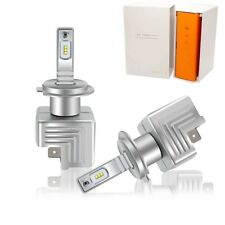 H7 LED Headlight Kit HID Replacement All In One 6000K Xenon White Hi-Lo Beam 80W