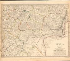 Buy Antique European Maps & Atlases Moscow Russia | eBay