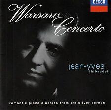 WARSAW CONCERTO - JEAN-YVES THIBAUDET / CD - TOP-ZUSTAND