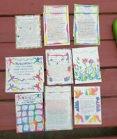 SARK's Inspired Card Collection 13 Cards and Envelopes PERFECT CONDITION