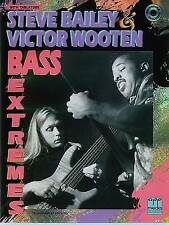 Bass Extremes by Steve Bailey, Victor Wooten (Mixed media product, 1993)