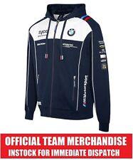 TYCO BMW TAS Racing BSB / TT Official Team Zip Hoody Hoodie - S1000RR NEW