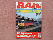 RAIL Issue 355 - in very good condition - Glasgow Queen Street resignalling