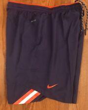Men's Nike Purple Clemson Tigers Sideline Vapor Dri-FIT Shorts Small S NWOT