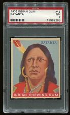1933 Indian Gum #045 Santana (96) PSA 7 NM Cert #15962296