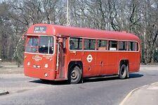 London Transport RF510 Weybridge Station March 1979 Bus Photo c