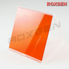 Solid Color Square ORANGE Conversion Filter for Cokin P Series filter holder