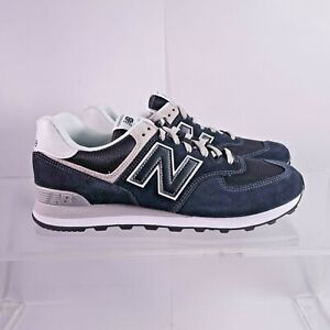 New Balance Men's 574 Sneakers ML574EGK Black