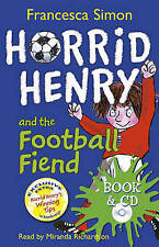 Horrid Henry and the Football Fiend (Horrid Henry Early Reader), Simon, Francesc
