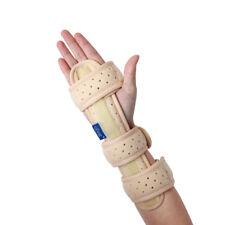 Wristbands Medical Wrist Support Brace Hand Finger Aluminum Splint Strap Fixator