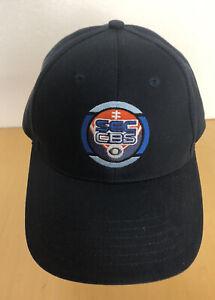 CBS Sports SEC Cap Strapback Adjustable Sportscaster Hat K- Products Dark Navy