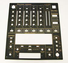 Pioneer, Djm-600 Frontal Negro cara placa dnb1112
