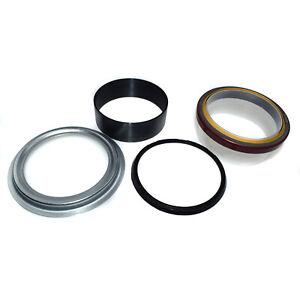 For Dodge Cummins Ram 2500 Front Main Crankshaft Oil Seal+Wear Sleeve 3802820