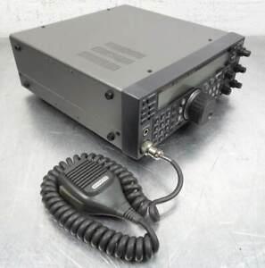 Kenwood TS-570D HF Transceiver