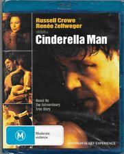 Cinderella Man Blu Ray New(Russell Crowe, Renée Zellweger)Region B Free Post